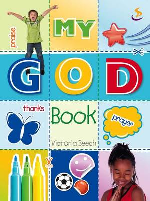 My God Book by Victoria Beech
