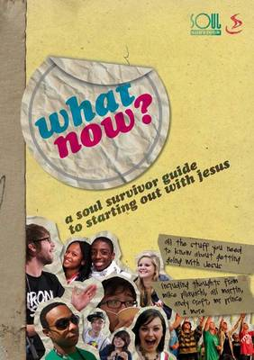 What Now? A Soul Survivor Guide on Starting Out with Jesus by Dan Etheridge