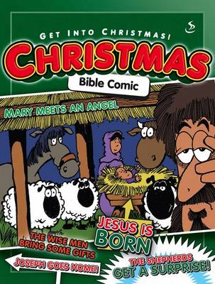 Christmas Bible Comic by The Edge Group