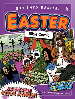 Easter Bible Comic by The Edge Group