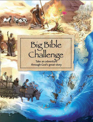 Big Bible Challenge by Matt Baker