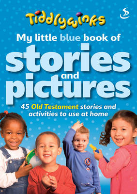 My Little Blue Book of Stories and Pictures (Old Testament) by Maggie Barfield