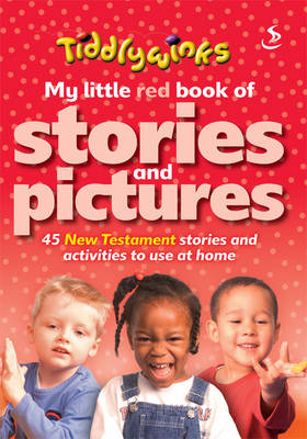 My Little Red Book of Stories & Pictures (New Testament) by Maggie Barfield