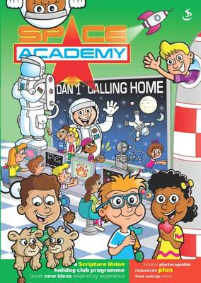 Space Academy by Dr. Steve Hutchinson, Helen Franklin