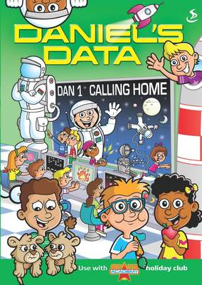 Daniel's Data by Dr. Steve Hutchinson, Helen Franklin