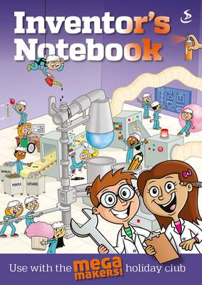 Inventor's Notebook by Ro Willoughby