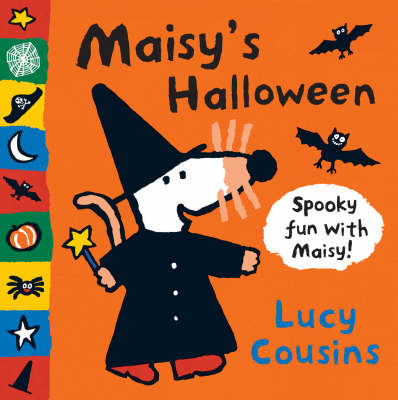 Maisy's Halloween by Lucy Cousins