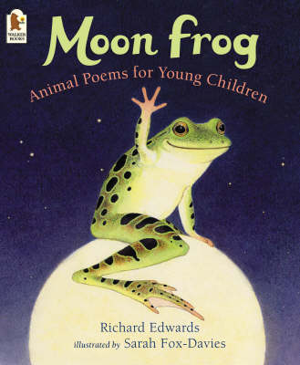 Moon Frog by Richard Edwards