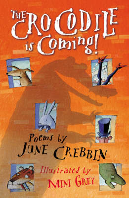 The Crocodile is Coming! by June Crebbin