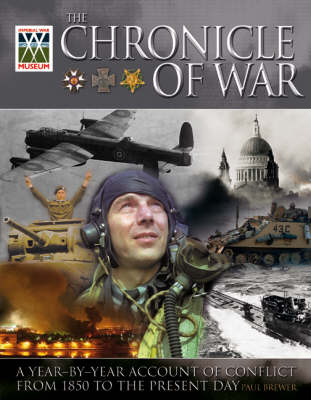 Chronicle of War by Paul Brewer