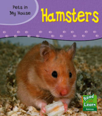 Hamsters by Patricia Whitehouse