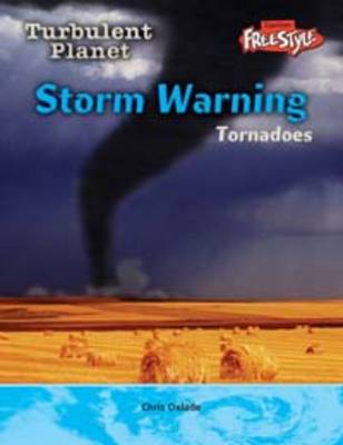 Storm Warning - Tornadoes by Carol Baldwin