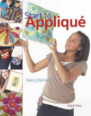 Start to Applique by Nancy Nicholson
