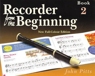 Recorder from the Beginning Pupils Edition by John Pitts