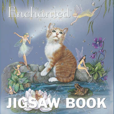 Enchanted Jigsaw Book by