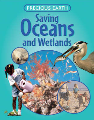 Saving Oceans and Wetlands by Jen Green