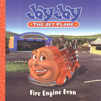Jay Jay Jet Plane Fire Engine Evan by