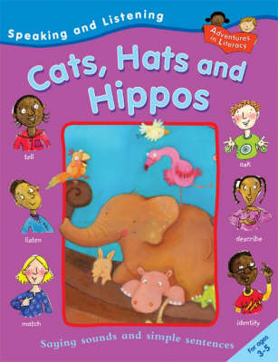 Cats, Hats and Hippos by Ruth Thomson, Pie Corbett