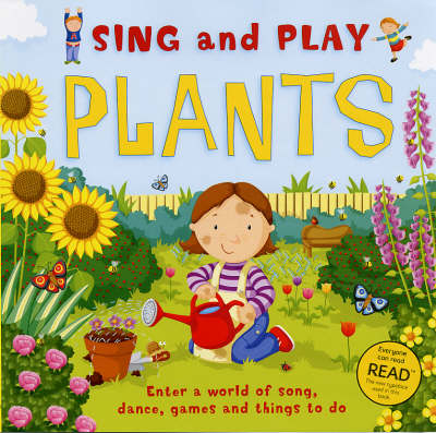 Sing and Play All About Plants by Pie Corbett