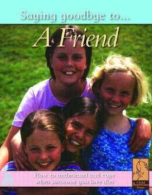 A Friend by Nicola Edwards