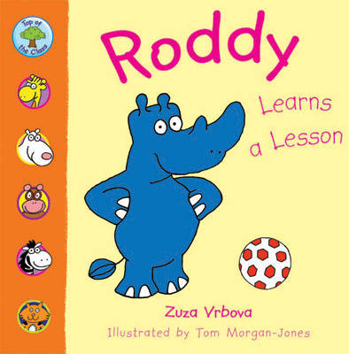 Roddy Learns a Lesson by Zuza Vrbova