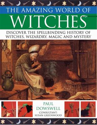 Discovery Witches and Wizards by Paul Dowswell, Susan Greenwood
