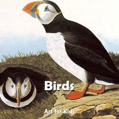 Birds by Parkstone Press