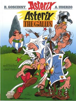 Asterix the Gallus (Scots) by Rene Goscinny