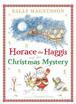 Horace and the Christmas Mystery by Sally Magnusson
