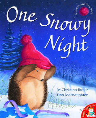 One Snowy Night by Christina M. Butler, Tina MacNaughton