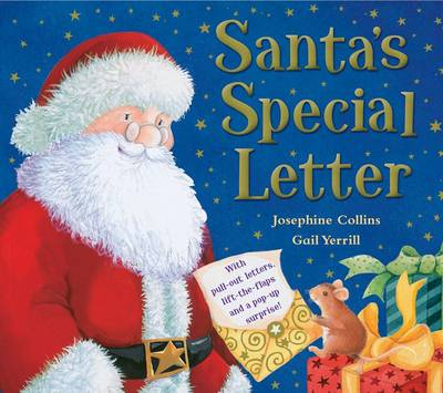 Santa's Special Letter by Gail Yerrill