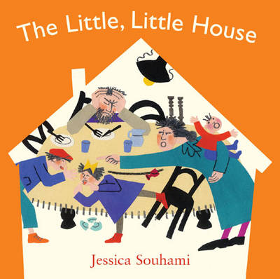 The Little Little House by Jessica Souhami