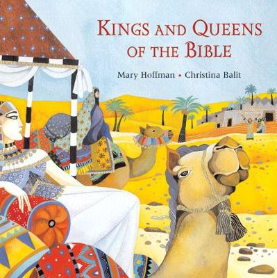Kings and Queens of the Bible by Mary Hoffman