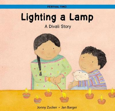 Lighting a Lamp A Divali Story by Jonny Zucker