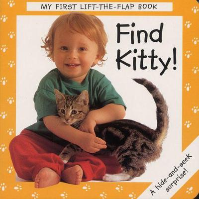 Find Kitty! by Debbie MacKinnon, Anthea Sieveking