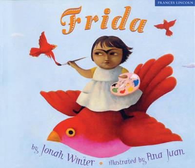 Frida by Jonah Winter