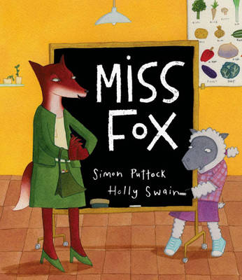 Miss Fox by Simon Puttock