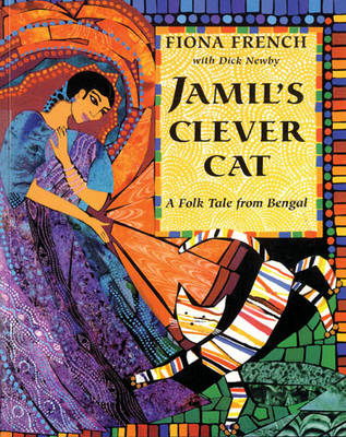 Jamil's Clever Cat A Folk Tale from Bengal by Fiona French