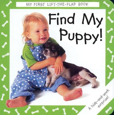 Find My Puppy! by Debbie MacKinnon, Anthea Sieveking