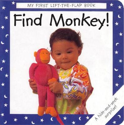 Find Monkey! by Debbie MacKinnon, Anthea Sieveking