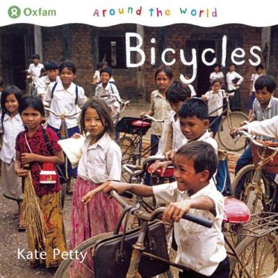 Bicycles by Kate Petty, Oxfam