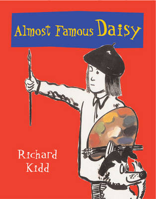 Almost Famous Daisy by Richard Kidd