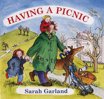 Having a Picnic by Sarah Garland