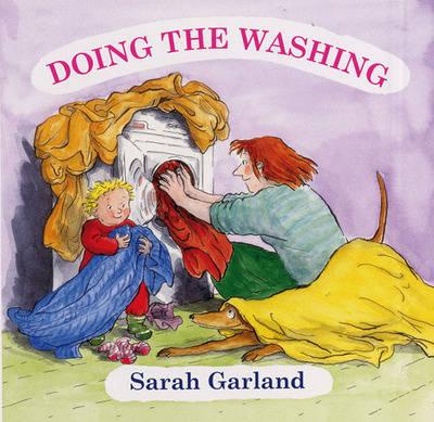 Doing the Washing by Sarah Garland