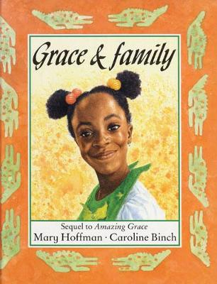 Grace and Family Children's Book by Mary Hoffman