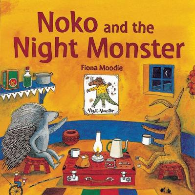 Noko and the Night Monster by Fiona Moodie