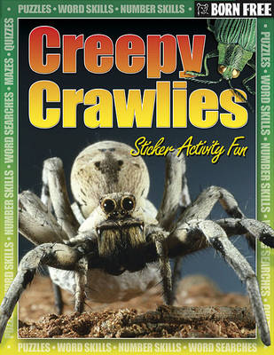 Creepy Crawlies by Gordon Volke
