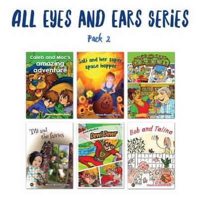 All Eyes and Ears Series by Menna Beaufort Jones