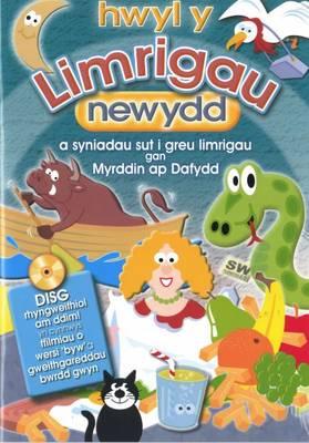 Hwyl y Limrigau Newydd by Myrddin ap Dafydd