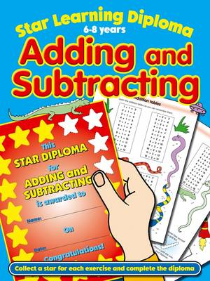 Adding and Subtracting 6-8 by